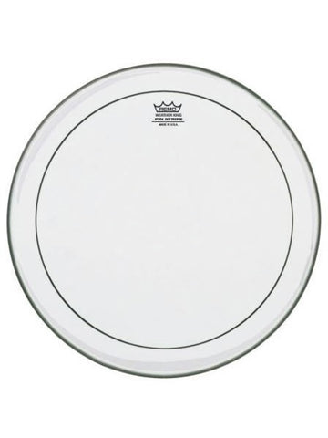 Remo Pinstripe Drum Head - Clear - 13''