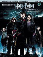 Harry Potter And The Goblet Of Fire - Viola