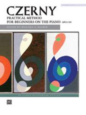 Czerny - Practical Method - Op.599 (Complete) - Piano