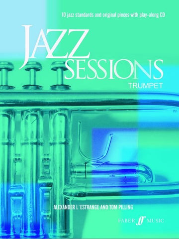 Jazz Sessions - Trumpet (with CD)