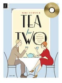 Tea For Two - Piano Duet (with CD)