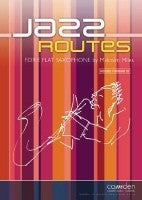 Jazz Routes for Eb Sax (with CD)