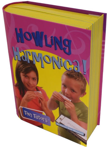 Tiny Tutors: Howling Harmonica (with Instrument)