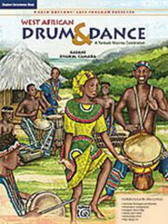 West African Drum + Dance - Student Enrichment Book