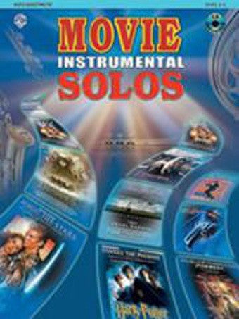 Movie Instrumental Solos - Alto Saxophone