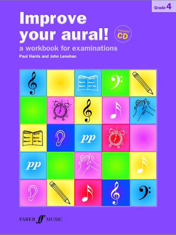 Improve Your Aural! - Grade 4 (with CD)