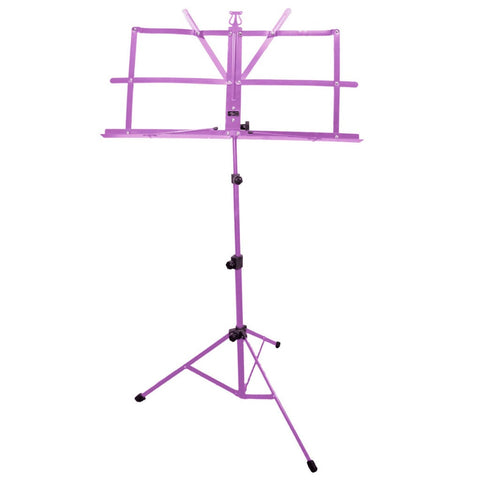 Pink Music Stand by Trevor James (with gigbag)