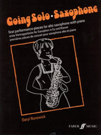 Going Solo - Saxophone