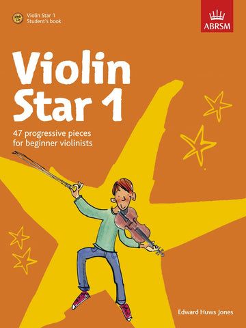 Violin Star 1 - Student's Book  (with CD)