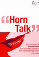 Horn Talk (Horn in F/Piano)