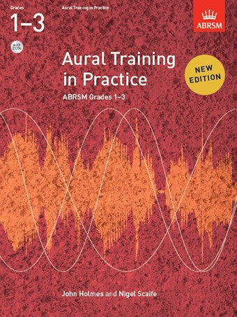 Aural Training in Practice Book 1 - Grades 1-3 (with CD)