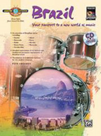 Drum Atlas Series - Brazil - Drums