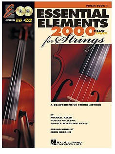 Essential Elements for Strings - Book 1 - Violin (with online resources)