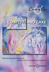 Confetti and Cake (SATB/Piano or Organ)