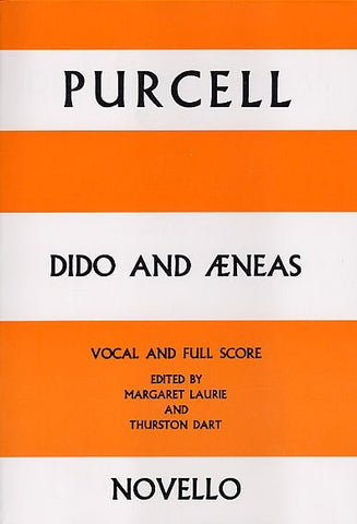 Henry Purcell: Dido And Aeneas (Vocal Score)