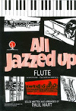 All Jazzed Up (Flute/Piano)