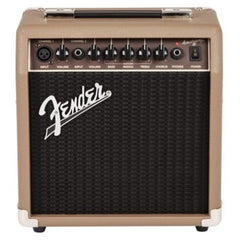 Fender Acoustasonic 15 Acoustic Guitar Amp - 15w