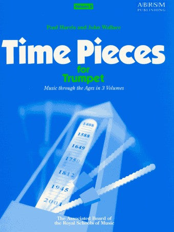 Time Pieces For Trumpet - Volume 3