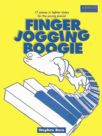Finger Jogging Boogie - Piano