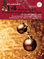 14 Advanced Christmas Favourites - Clarinet (with CD)