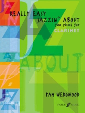 Really Easy Jazzin' About - Clarinet