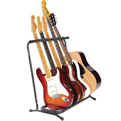 Fender Multi Stand - 5 Guitars