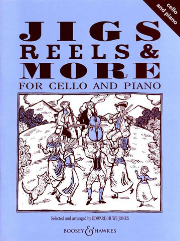 Jigs Reels + More - Cello + Piano
