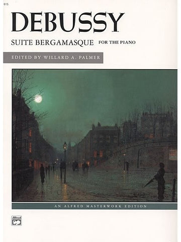 C. Debussy: Suite Bergamasque for Piano