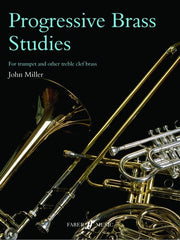 Progressive Brass Studies for Trumpet and Other Treble Clef Brass