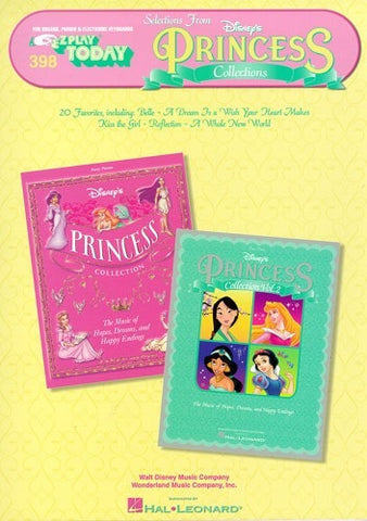 E-Z Play Today 398: Disney's Princess Collection  (MLC)