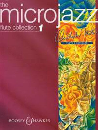 Christopher Norton: The Microjazz Flute Collection 1 (Flute/Piano)