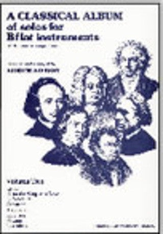 A Classical Album of Solos for Bb Instruments TC - Volume 2