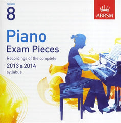 ABRSM Piano Exam Pieces 2013-2014 - Grade 8 - CD Only