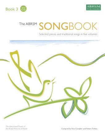 The ABRSM Songbook - Book 3 (with CD)
