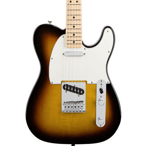 Fender Standard Telecaster - Maple Fretboard - Brown Sunburst