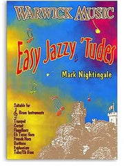 Easy Jazzy 'Tudes - Treble Clef Brass