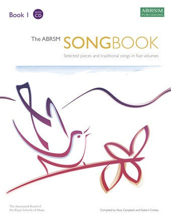 The ABRSM Songbook - Book 1 (with CD)