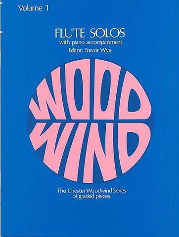 Flute Solos Volume One