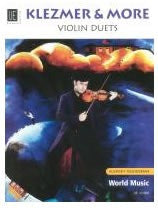 Klezmer and More - Violin Duets