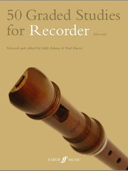 50 Graded Studies for Recorder (Descant)