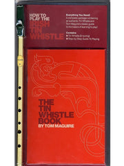 How to Play the Irish Tin Whistle - Book + Instrument