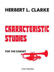 H.L.Clarke: Characteristic Studies for the Cornet