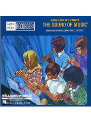 Highlights from The Sound of Music - Recorder