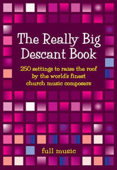 The Really Big Descant Book - Full Music Edition (Voice)