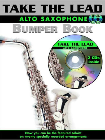 Take The Lead: Bumper Book - Alto Saxophone (with CD)