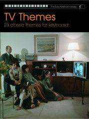 The Easy Keyboard Library: TV Themes
