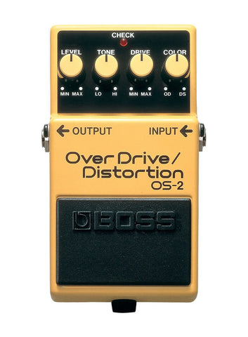 Boss OS-2 Ovedrive/Distortion Pedal