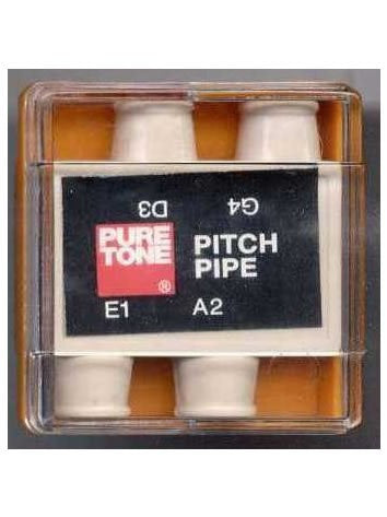 Pure Tone Violin/Mandolin Pitch Pipes