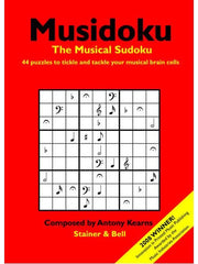 Musidoku - The Musical Sudoku Opus.1