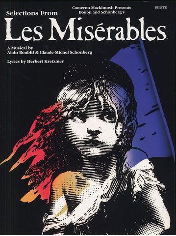 Selections from Les Miserables - Flute